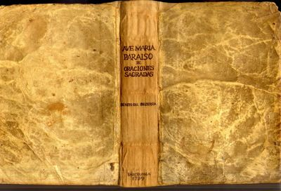 Barcelona: Joseph Giralt, 1739. Hardcover (Vellum). Good Condition. Contemporary vellum rebacked, re...