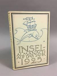 Insel-Almanach auf das Jahr 1925