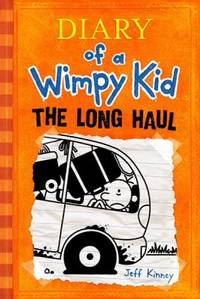 Diary of a Wimpy Kid # 9: Long Haul by Jeff Kinney - Hardcover - 2014 - from ThriftBooks (SKU: G141971189XI3N10)