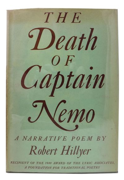 New York: Knopf, 1949. 1st edition. INSCRIBED. Black cloth binding with gilt spine lettering. Dust j...