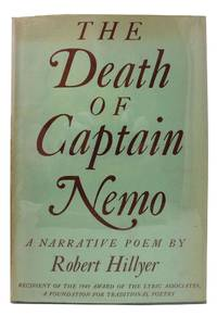 image of The DEATH Of CAPTAIN NEMO.  A Narrative Poem