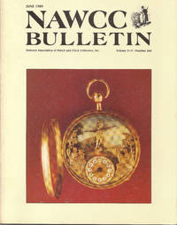 image of June 1989 Issue of NAWCC Watch and Clock Collectors Magazine