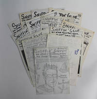 SNIFFIN GLUE. Volumes 1 through to 12. Together with issue 5.5 (Sniffin Snow).