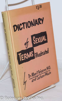 image of Dictionary of Sexual Terms: illustrated
