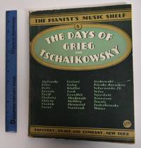 image of The Days of Grieg and Tschaikowsky (The Pianist's Music Shelf), Volume 6