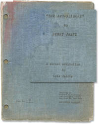 image of The Ambassadors (Archive of three original screenplays from the 1951 television film)
