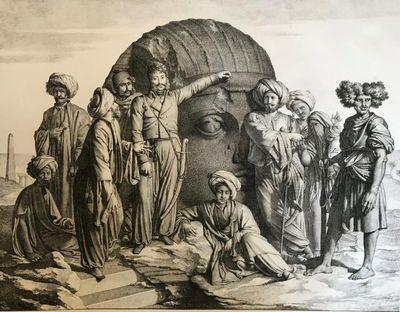 Voyage dans Le Levant en 1817 et 1818.