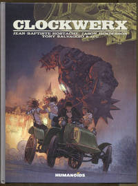 Clockwerx by  Tony & Izu  Jason; Salvaggio - 1st American Edition - 2013 - from Dearly Departed Books and Biblio.com