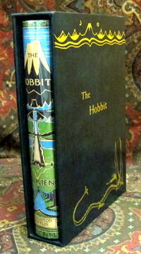 The Hobbit, or There and Back Again, 5th Impression US in Dustjacket and Custom Leather Slipcase