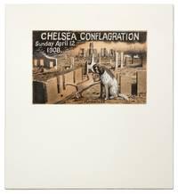 "[Original art]: Chelsea Conflagration Sunday April 12, 1908 ""Homeless"""