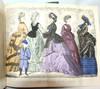 View Image 4 of 4 for Godey's Lady's Book And Magazine Volumes LXXXII and LXXXIII January to December 1871 Inventory #TB31706