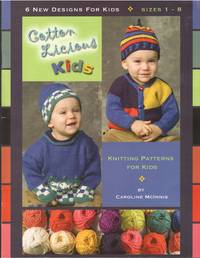 Cotton Licious Kids: Knitting Patterns for Kids
