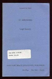 New York: Harcourt Brace Jovanovich, 1990. Softcover. Fine. First edition. Uncorrected Proof. Fine i...