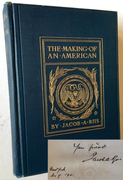 New York: The Macmillan Company, 1901. Decorative Cloth. Near Fine. A handsome copy of the 1901 1st ...