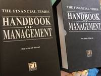 image of The Financial Times Handbook of Management