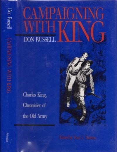 Lincoln, Nebraska: University of Nebraska Press, 1991. First Edition. Hardcover. Very good/very good...