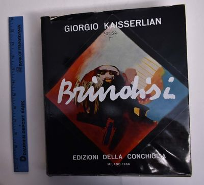 Milan: Edizioni della Conchiglia, 1966. Hardcover. VG/G. Ex-library with usual marks, otherwise clea...