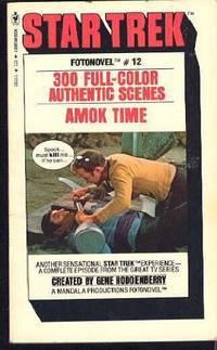 Star Trek Fotonovel #12 Amok Time