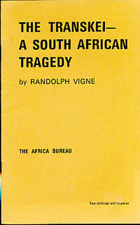The Transkei - A South African Tragedy