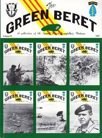 The Green Beret: A Publication of 5th Special Forces Group (Abn), Vietnam 1966-1970 (5 Volumes, Complete)