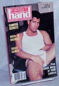 image of FirstHand: experiences for loving men, vol. 12, #12, December 1992: Campus Secrets