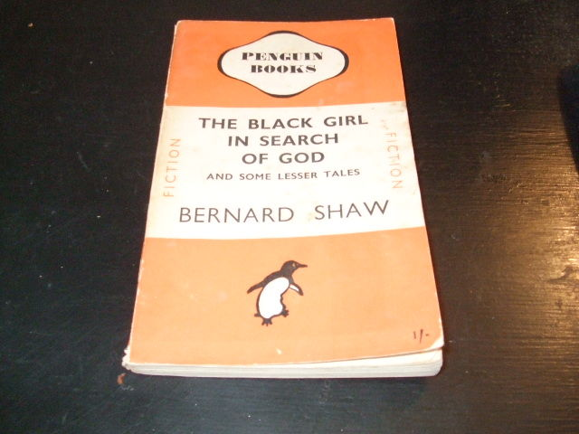 the black girl in search of god pdf