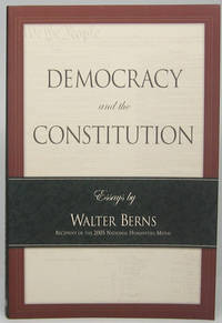 image of Democracy and the Constitution: Essays