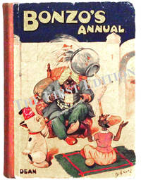 Bonzo Annual by G.E. Studdy - First edition - 1949 - from The First Edition and Biblio.com