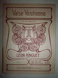 Valse Venitienne, Op. 41, Piano Duet