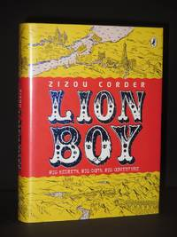 Lionboy: (Lion Boy) [SIGNED]