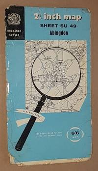 Abingdon. 1:25000 First Series Map Sheet SU 49