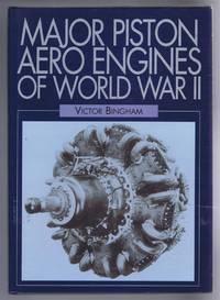 Major Piston Aero-Engines of World War II