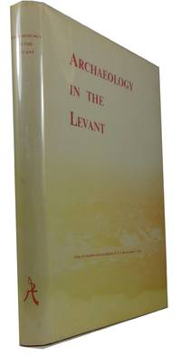 Archaeology in the Levant: Essays for Kathleen Kenyon