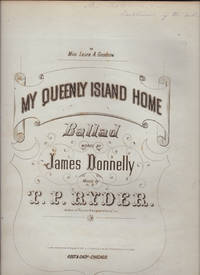 image of MY QUEENLY ISLAND HOME, Ballad.