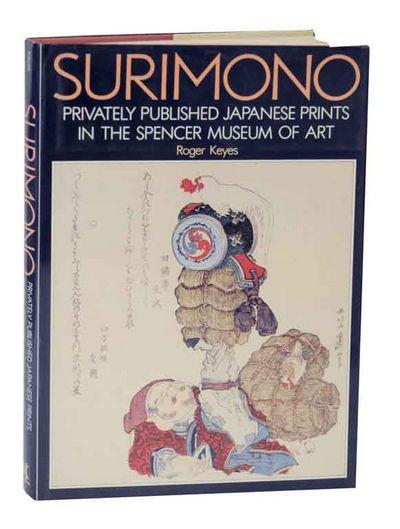 Lawrence, KS & Tokyo: Spencer Musuem of Art & Kodansha International Ltd, 1984. First edition. Hardc...