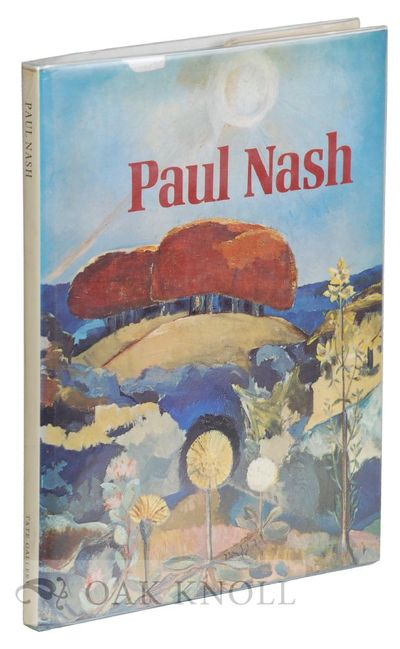 (London, England): Tate Gallery, 1975. cloth, dust jacket. Nash, Paul. 8vo. cloth, dust jacket. 116 ...