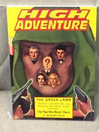 High Adventure #88 The Man Who Wasn't There