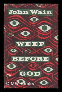 image of Weep before God; Poems