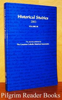 image of Historical Studies 2003, Volume 69