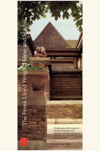 Frank Lloyd Wright Home and Studio Pamphlet