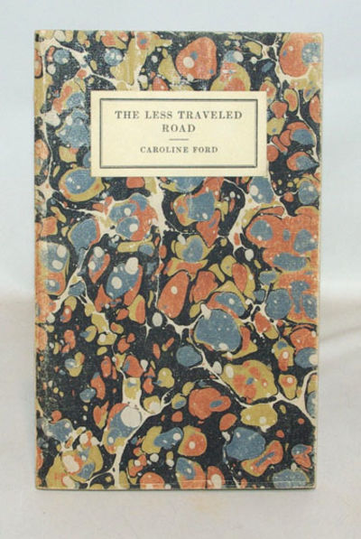 Cambridge, Mass.: Harvard College, 1935. First Edition. Near fine in heavy marble paper wraps over a...