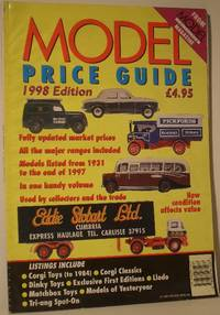 Model Price Guide, 1998 Edition