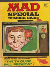 """Mad Special Number Eight (8) -includes 16 Page Full-color Mad Bonus:  """"The TV Guise Fall Preview"""""""