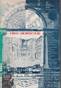 Harvard Architecture Review: Urban Architecture, Volume 2, Spring 1981