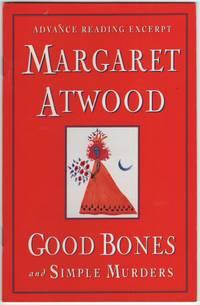 (Advance Excerpt): Good Bones and Simple Murders