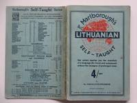 image of Lithuanian: self-taught by the natural method with English phonetic  pronunciation