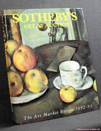 image of Sotheby's Art At Auction: The Art Market Review 1992-93