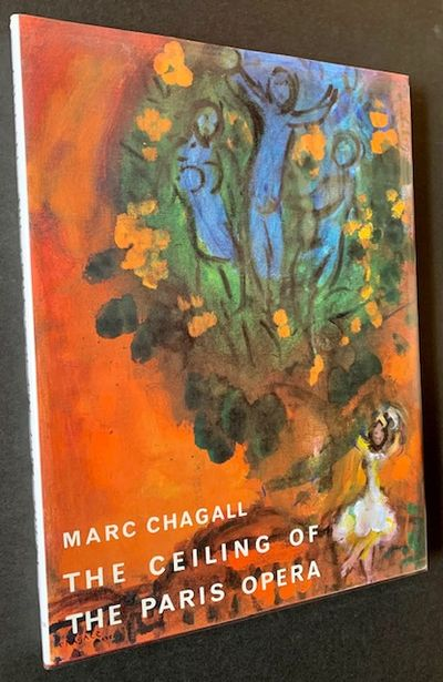 New York: Frederick A. Praeger, 1966. Pictorial cloth. Fine/Fine. Marc Chagall. A superb copy of the...