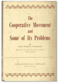 image of The Cooperative Movement and Some of Its Problems