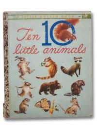 The 10 Little Animals (A Little Golden Book) [Ten]